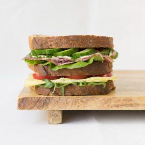 Clubsandwich Thijs