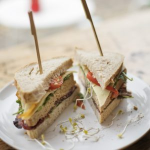 Clubsandwich Thijs